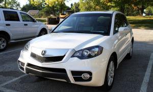 Интересные автомобили. Acura RDX I