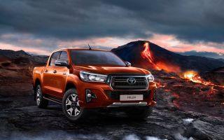 Обзор новой версии автомобиля Toyota Hilux. Обновлённая топовая комплектация