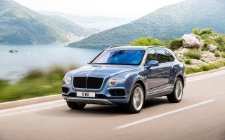 О новом Bentley Bentayga Diesel