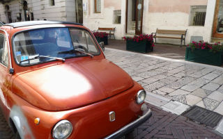 Аренда автомобилей за границей. Как сделать.