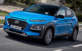 Hyundai Kona – тест-драйв кроссовера