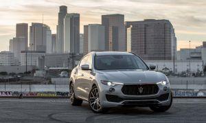 О новом Maserati Levante