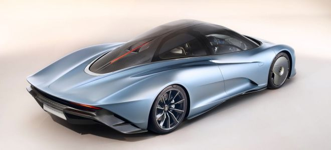 McLaren Speedtail 2020 – новый 3-местный гиперкар McLaren Speedtail