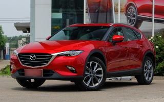 Мазда СХ-4 2018 обзор, премьера кроссовера Mazda CX-4 для Китая