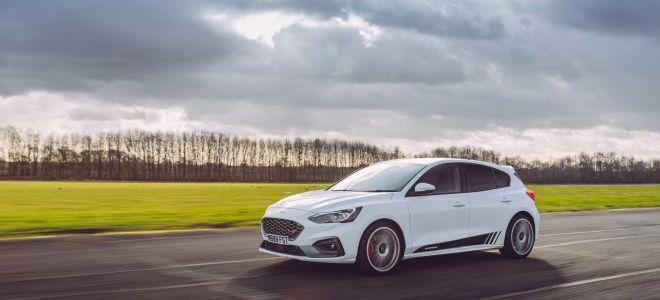 Ford Focus ST Mountune — больше мощности!
