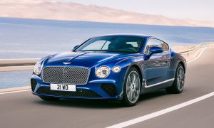 Bentley Continental GT 2018 обзор нового Бентли Континенталь