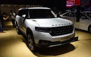 Changhe Q7 2018-2019 обзор, характеристики, фото нового SUV