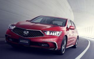 Хонда Легенд имитация Acura RLX