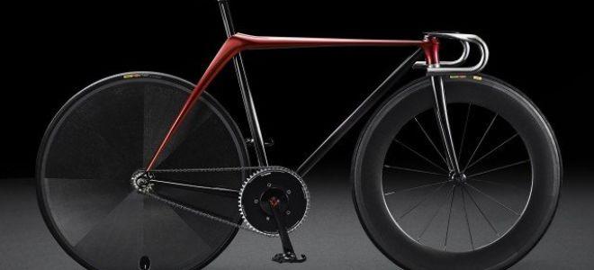 Минималистский велосипед от… Mazda