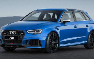 Отзывы Audi RS3