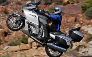 О мотоцикле bmw k1600