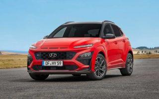 Hyundai Kona 2021: основные изменения стиля и пакет N Line