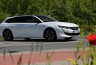Peugeot 508 SW в гибридной версии — семейная экономия