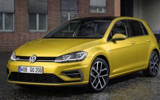 Volkswagen показал новый Фольксваген Гольф 8