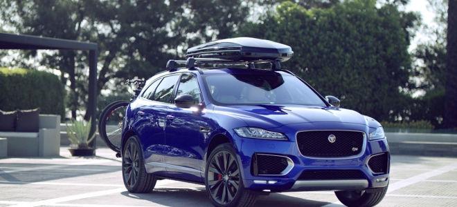 Отзывы Jaguar F-Pace