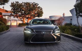 Lexus LC 500 фото, видео обзор, комплектация и стоимость