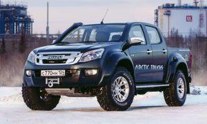 Пикап Isuzu D-Max AT35 уже можно купить в России