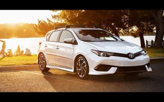 2019 Тойота Королла хэтчбек первый обзор new Toyota Corolla Hatchback