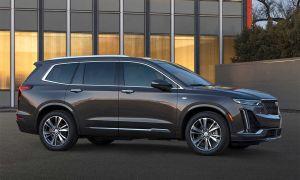 Cadillac XT6 – яркая новинка от американского производителя