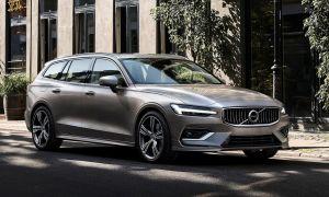 Volvo V60 – новинка от шведского бренда