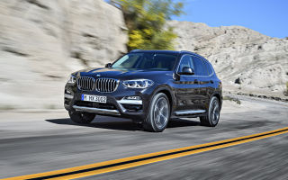 Отзывы BMW X3