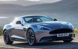 Отзывы Aston Martin Vanquish