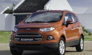 Отзывы Ford EcoSport