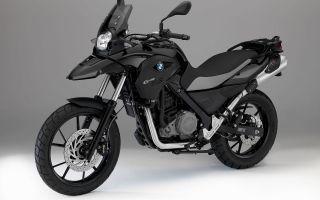 Тест мотоцикла BMW F650GS