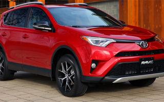 Отзывы Toyota RAV4