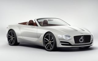 Электромобиль новый Бентли EXP12 Speed 6e Concept