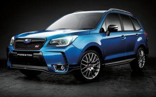 Отзывы Subaru Forester