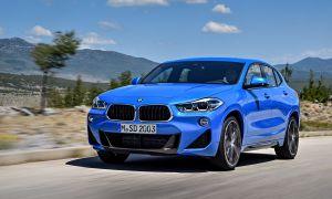 BMW X2 2018 — новинка от баварских производителей