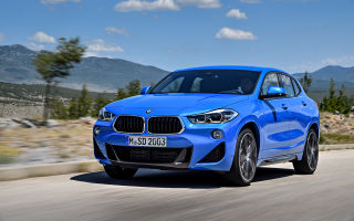 BMW X2 — новинка от баварских производителей