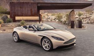 Aston Martin DB11 Volante 2018 кабриолет