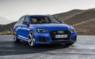Audi RS4 Avant 2018 – новый универсал из Германии