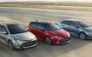 Новая Тойота Королла 2019 двенадцатой генерации, её особенности