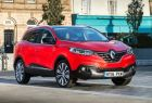 Небольшой SUV Renault Kadjar 2018, новый Рено Каджар