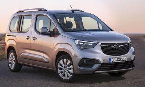 Opel Combo 5 – двойник Ситроен Берлинго