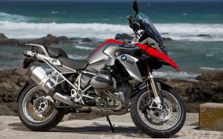 Обзор мотоцикла BMW R1200GS
