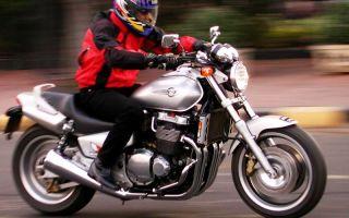 Обзор мотоцикла Honda X4