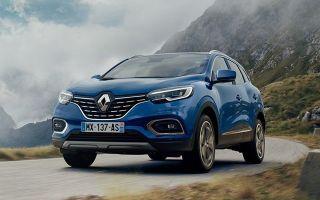 Renault Kadjar после рестайлинга