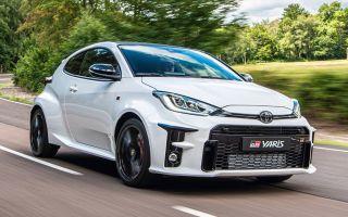Toyota GR Yaris — премьера новой спортивной модели
