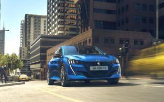 Новый Peugeot 208 — больше, легче и в электрической версии