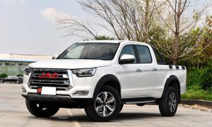 Джак T8 — новая модель автомобиля от китайского производителя
