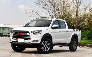Джак T8 – новая модель автомобиля от китайского производителя