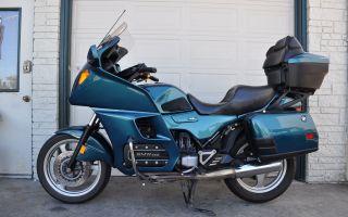 Обзор и история мотоцикла BMW K1100LT