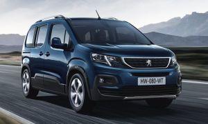 Новый компактвэн от Peugeot в лице Peugeot Rifter