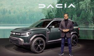 Dacia Bigster Concept объявляет об открытии новых горизонтов