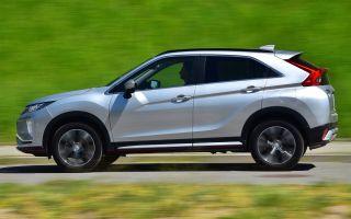 Mitsubishi Eclipse Cross 1.5 2WD Intense — тест