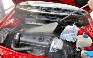 Мойка бензинового и дизельного двигателя. Можно ли это сделать на автомойке?